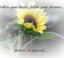 FOLLOW YOUR HEART by cdudak