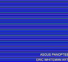 ( ARGUS PANOPTEERS  ) ERIC WHITEMAN  ART  by eric  whiteman