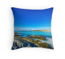 Sanna Bay 2 Ardnamurchan Peninsula Throw Pillow
