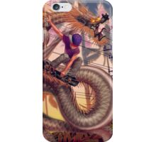Dragon Skater iPhone Case/Skin