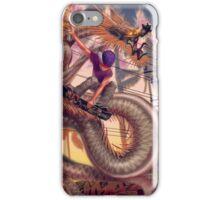 Dragon Skater iPhone Case/Skin