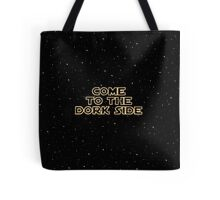 The Dork Side Tote Bag