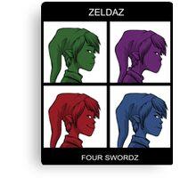 ZeldaZ Canvas Print