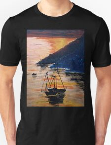 Golden Water T-Shirt