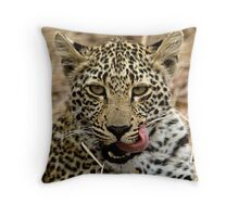 Deliscious ! Throw Pillow