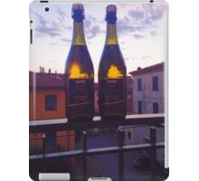 Vino in the sunset iPad Case/Skin