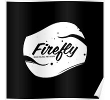 FireflyMedia Logo Poster