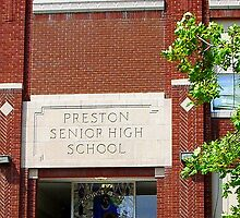 Napoleon and I Went to Preston High by Dana Roper
