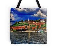 Medieval Fortress Kalemegdan Belgrade Tote Bag