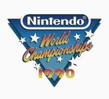Nintendo World Championships 1990 Kids Clothes