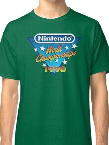Nintendo World Championships 1990 Classic T-Shirt