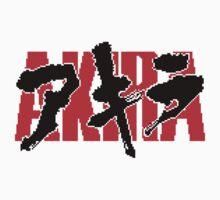 Akira One Piece - Long Sleeve