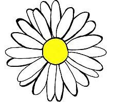 daisy drawing by frantasticcath