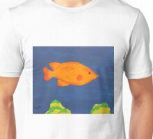 """Underwater Series 3″ Unisex T-Shirt"
