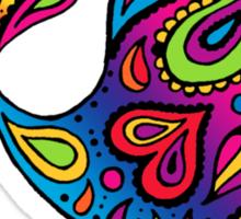 Big Rainbow Bird Sticker