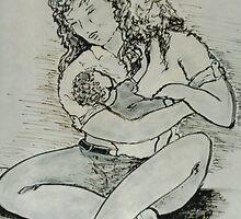 Mother Love by ElfJoyRosser