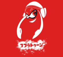 Splatoon Inkling Kids Clothes