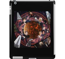 A Tribute to the Five Doctors iPad Case/Skin