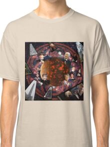 A Tribute to the Five Doctors Classic T-Shirt