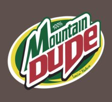 Mountain Dude Kids Clothes