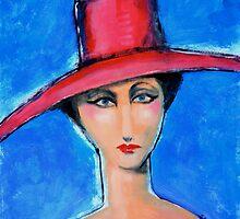 Lady Mott by ASannasardo