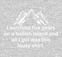 Lousy Shirt One Piece - Long Sleeve