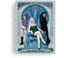 The Winter Court of the Sidhe Canvas Print