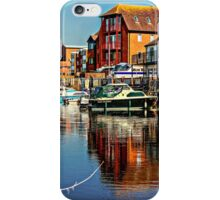 At the riverside. iPhone Case/Skin