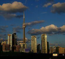 Toronto, Ontario, Canada. by Larry Llewellyn