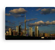 Toronto, Ontario, Canada. Canvas Print