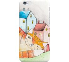 The House Cat iPhone Case/Skin