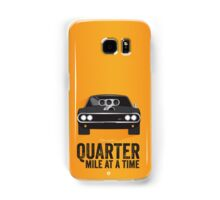 Cinema Obscura Series - The Fast & the Furious - Quarter Mile Samsung Galaxy Case/Skin