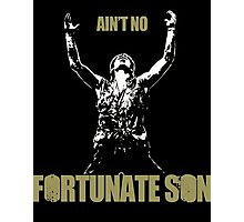 Fortunate Son Photographic Print