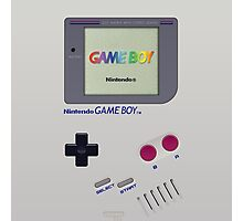 Gameboy Color Classic Photographic Print
