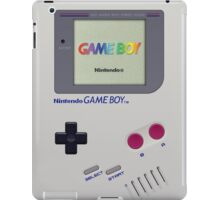 Gameboy Color Classic iPad Case/Skin