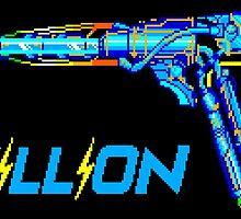 Zillion by Lupianwolf