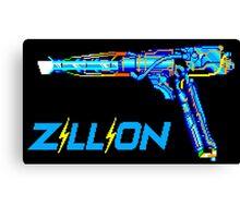 Zillion Canvas Print