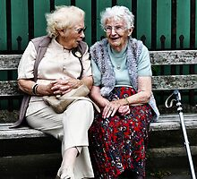 little old ladies by MikeJagendorf