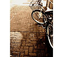 Ride a Bike Photographic Print