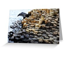 Steps Into the Sea Greeting Card