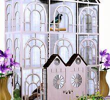 Hazel's Birdcage by Michael J. Barnes