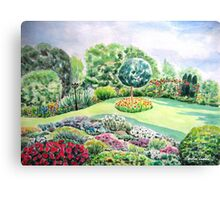 Garden of Eden Canvas Print