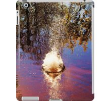 WATER BLAST iPad Case/Skin