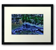 Missouri River  Framed Print