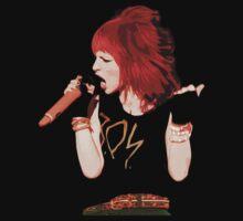 Redhead Hayley Williams by guichearmo