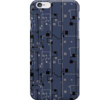 Digital Trees iPhone Case/Skin