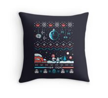 HOLIDAY FAR FAR AWAY Throw Pillow