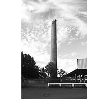 CHIMENEA CENTRAL SANTA JUANA, CAGUAS, PUERTO RICO Photographic Print