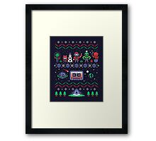 HOLIDAY GUARDIANS Framed Print