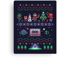 HOLIDAY GUARDIANS Canvas Print